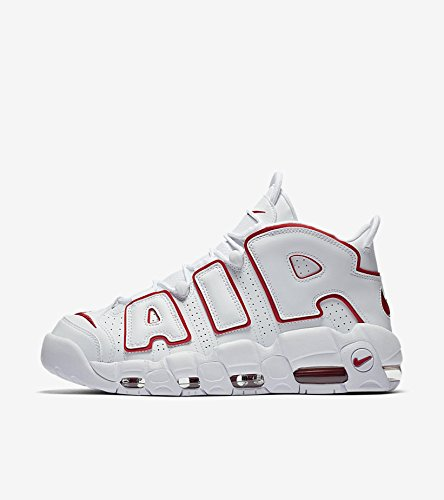 Nike Air More Uptempo   RENOWNED RHYTHM(WHITE/VARSITY RED) (ナイキ エア モア アップテンポ   リナウンド リズム(WHITE/VARSITY RED)  )#921948-102 B07D5ZPR5G 28cm
