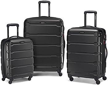 Samsonite 68311-1041 Omni Hardside Luggage Spinner Set