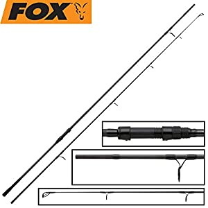Fox Horizon X3 12ft (Abbreviated) Carp Rod 40mm Butt Ring: 2.75 lb