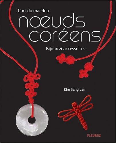 L'art du maedup noeuds coréens : Bijoux et accessoires