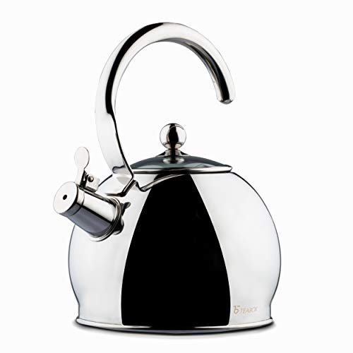 Teabox Camber Whistling Tea Kettle, Holds 2.5 ltrs Price & Reviews