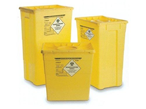 ABM Italia Spa sc30mono contenedor de residuos con ú nico tapa, 30 L GIMA 25774