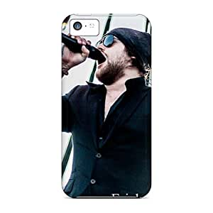 AlissaDubois Iphone 5c Scratch Protection Phone Cover Support Personal Customs Vivid Asking Alexandria Band Skin [NOs20198amPa]