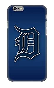 New Rightcorner Super Strong Detroit Tigers Tpu Case Cover Series For Iphone 6