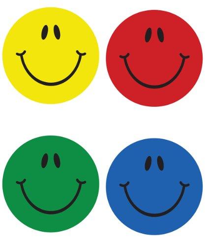 Carson Dellosa Smiles, Multicolor Chart Seals (2173)