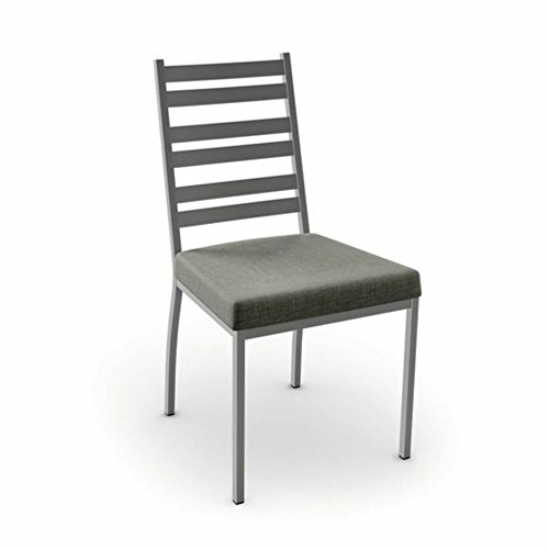 AIMSCO/DELTA HI-TECH Stage Dining Chair - Gray (Set of 2)