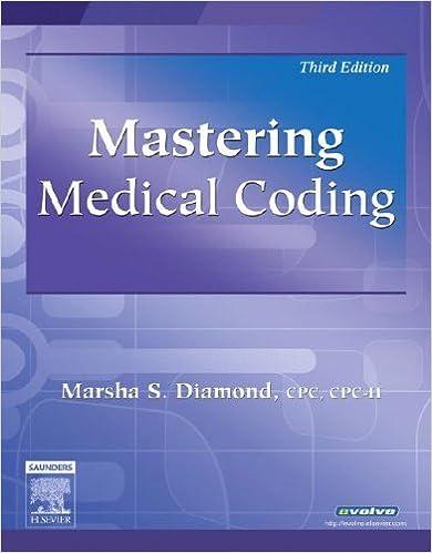 Livre de téléchargementMastering Medical Coding, 3e PDF