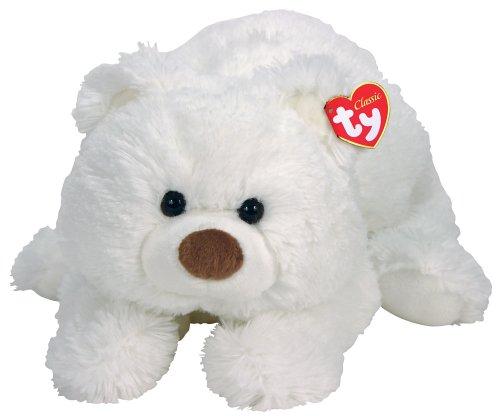 Ty Icicle - Polar Bear (Icicle Stuffed Animal)