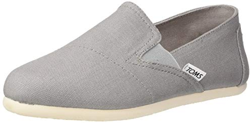 - TOMS Women's Redondo Loafer Flat drizzle grey oxford 9 B Medium US