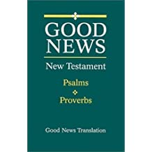 New Testament Psalms Proverbs-GNV