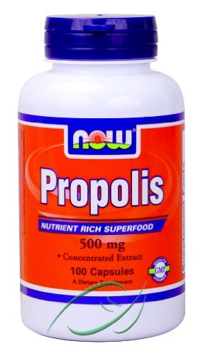 Propolis, 100 Capsules, 500 mg, From NOW