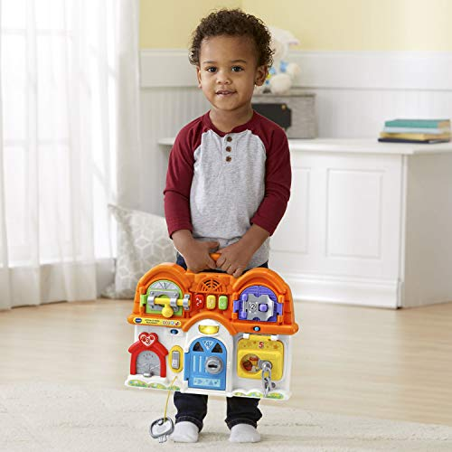 41FYWYMZjrL - VTech Latches and Doors Busy Board
