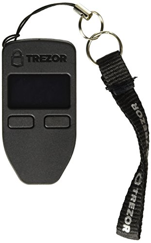 Trezor bitcoin wallet, Black