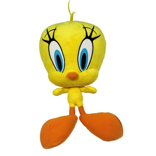 - Looney Tunes Plush With Sound - Tweety