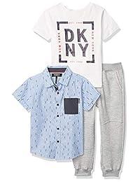 DKNY Conjunto de Pantalones Juego de Pantalones para Niños