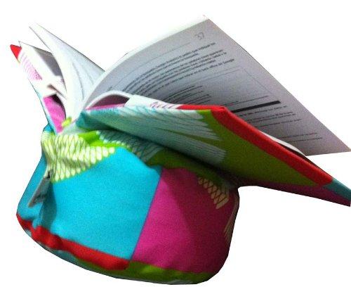 Atril para leer en la cama Psicodélico / bookrest /almohadon ...