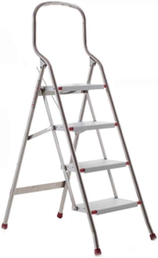 Zryh Escalera Plegable de Aluminio Multiusos de Best Choice Products Escalera de Tijera Extensible para Trabajo Pesado: Amazon.es: Hogar