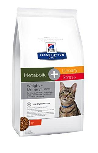 Hill`s Alimento Dietético para Gato Metabolic Plus Urinary Stress – 4 kg