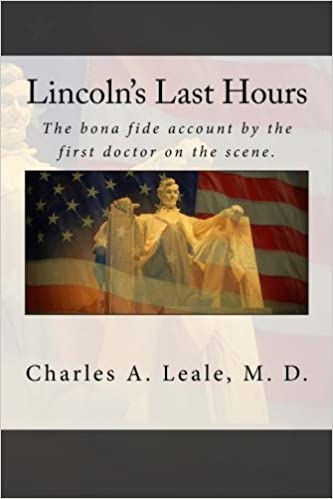 Book Lincoln's Last Hours