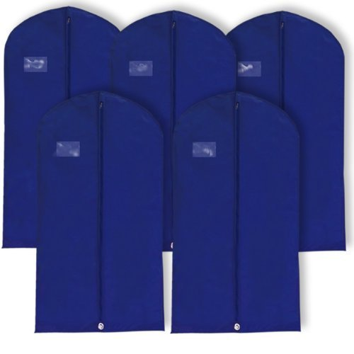 Hangerworld Pack Breathable Garment Clothes