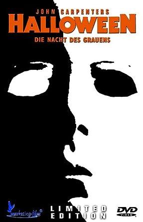 Halloween - Die Nacht des Grauens Limited Edition 2 DVDs: Amazon.de ...