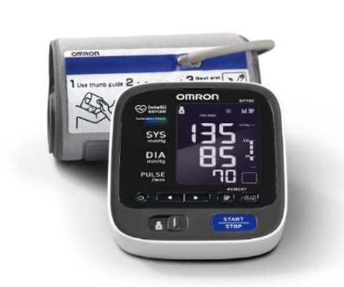 Omron 10 Series Upper Arm Blood Pressure Monitor 200 Memory Storage Bp785 New Good Quality From United Kingdom Fast Shipping Ship Worldwide by Omron