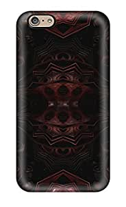 AnnaSanders HfodlrJ2323Xnxzk Case Cover Iphone 6 Protective Case Fractal Abstract Other