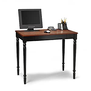 Convenience Concepts French Country Desk, 36-Inch, Two-Tone
