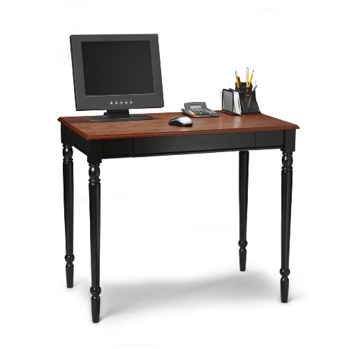 French Country Desk, 36-Inch, Two-Tone (2 Tone Desk)