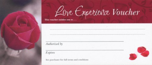 Amazon Love Vouchers Blank for You to Fill with Your – Blank Voucher