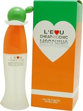 Moschino L \'eau Cheap And Chic Woman Eau de Toilette, Vaporisateur ...