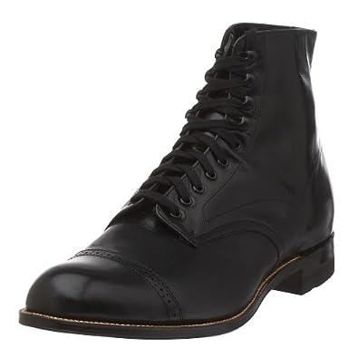 Amazon Com Stacy Adams Men S Madison Cap Toe Boot