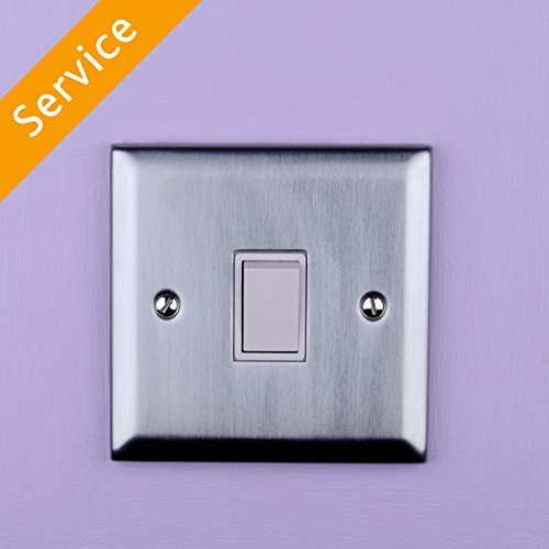 Light Switch Replacement (Commercial) - Up to 3 Switches