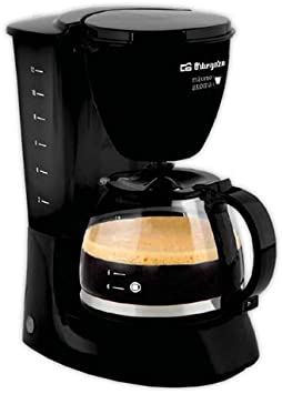 Cafetera de goteo ORBEGOZO CG4060N | ORBEGOZO 12 tazas: Amazon.es: Hogar