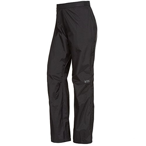 womens black side zip pants - 7