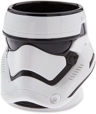 Copa para casco Stormtrooper Star Wars: El último Jedi de plástico ...