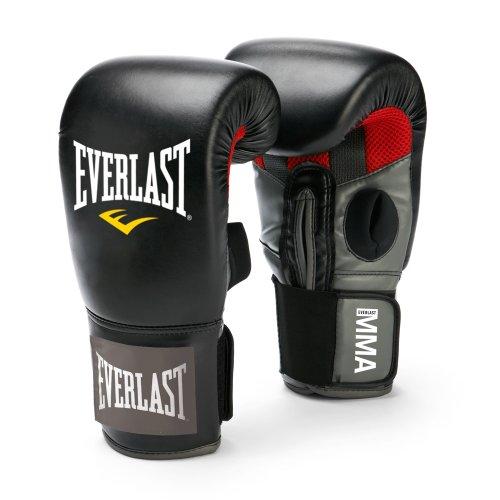 - Everlast 12-Ounce MMA Clinch Strike Gloves