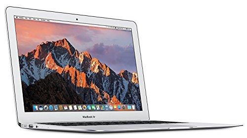 New Apple 13″ MacBook Air (2017 Newest Version) 1.8GHz Core i5 CPU, 8GB RAM, 128GB SSD