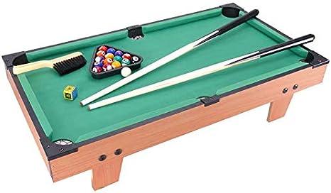GG-Kinderspielzeug Mesa de Billar Infantil Inicio Puzzle Mesa de ...