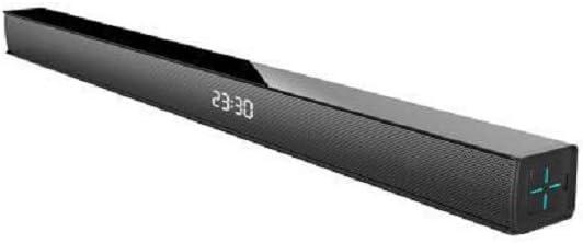 Sound Bar Super-Portable Bluetooth Speaker with 12-Hour Playtime Enhanced Bass