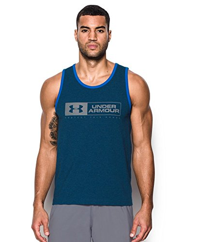 Mens+Tank+Tops Products : Under Armour Men's Left Lockup Tank