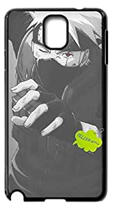 Plastic Fashion Phone Case Back Cover samsung note 3 N9000,phone case for Cool NARUTO.