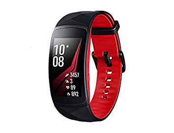 Samsung Gear Fit 2 Pro Smartwatch pour Fitness [Version Italienne]