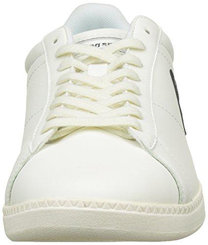 Le Coq Sportif Courtset, Zapatillas para Hombre Blanco (Marshmallow/Dress Bl)