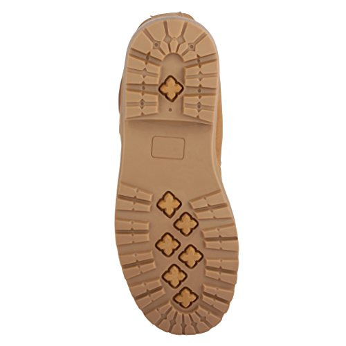 Femme Motardes Camel Best Bottes boots qvBROx6