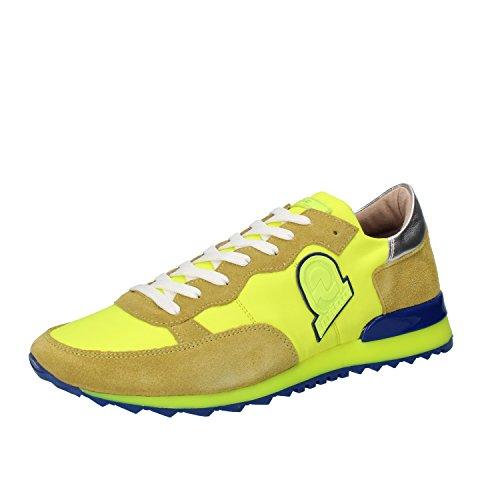 Invicta 4461102 Sneakers Hommes Cuir Jaune