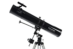 Celestron 21045 114mm Equatorial Powerseeker Eq Telescope