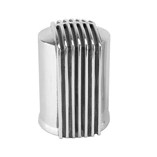 Engine Cover Finned (Speedway Finned Aluminum Engine Oil Filter Cover)