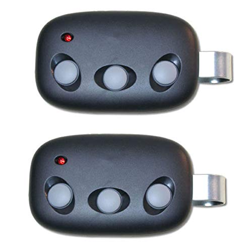 2 Garage Door Remote for Linear Megacode MCT-3 DNT00089 (3 Button)