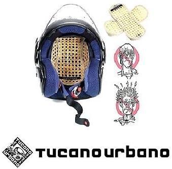 Sous-casque en osier PANAMA Tucano Urbano